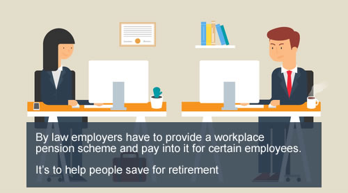 employers auto enrolment